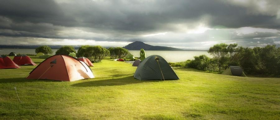 débuter en camping